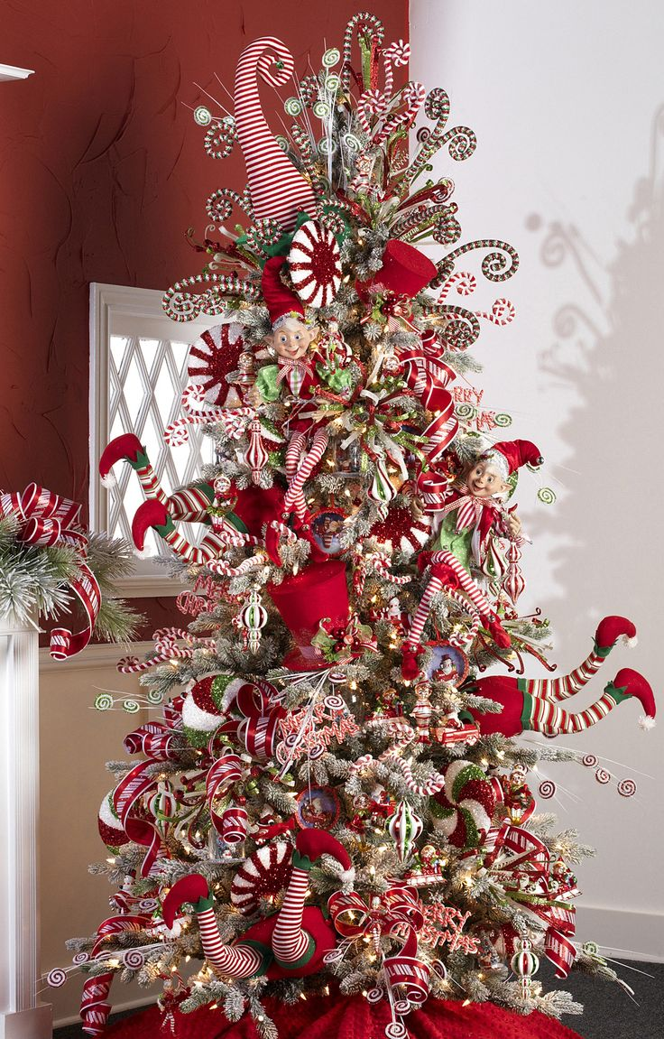 2015 Christmas Tree Themes The Jolly Christmas Shop