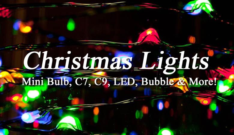 vintage christmas lights for sale